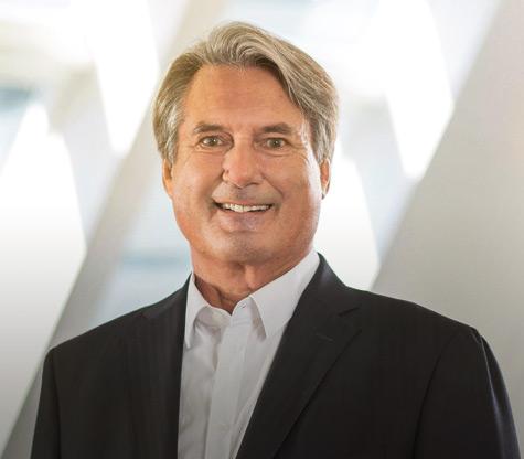 Porträt von Hermann Tomczyk, Mitglied des Stiftungsrats der ADAC Stiftung