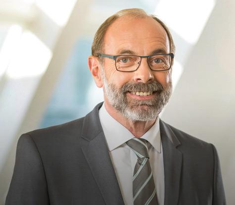 Porträt von Ulrich Klaus Becker, Vorsitzender des Kuratoriums der ADAC Stiftung