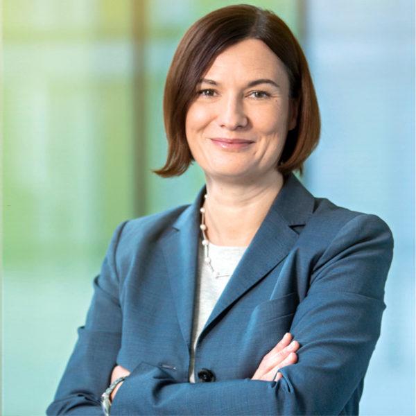 Porträt von Dr. Andrea David, Vorstand der ADAC Stiftung