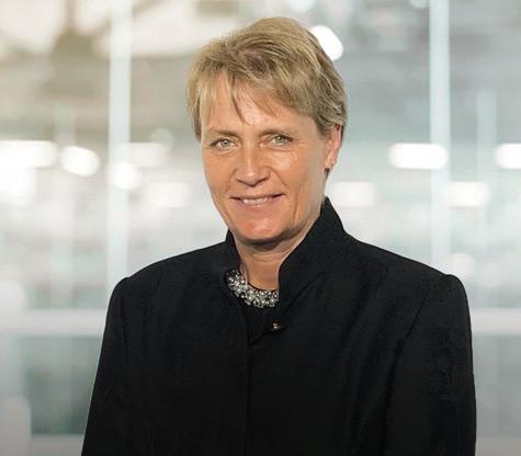 Porträt von Jutta Kleinschmidt, Mitglied des Stiftungsrats der ADAC Stiftung