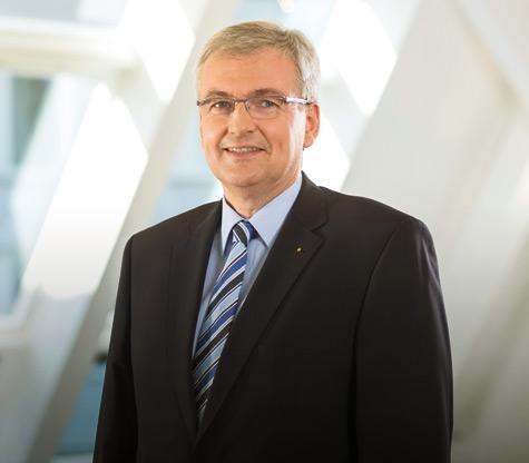 Porträt von Jens Kuhfuss, Mitglied des Kuratoriums der ADAC Stiftung