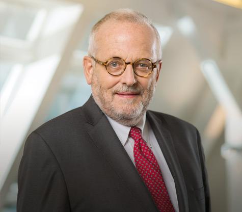 Porträt von Dr. Rupert Graf Strachwitz, stellv. Vorsitzender des Stiftungsrats der ADAC Stiftung