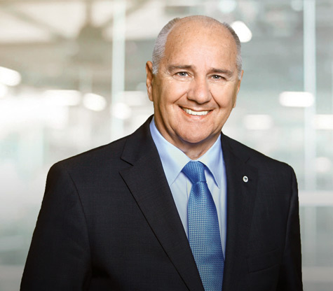 Porträt von Ulrich Krämer, stv. Vorsitzender des Kuratoriums der ADAC Stiftung